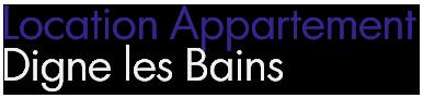 Location appartement Digne Les Bains